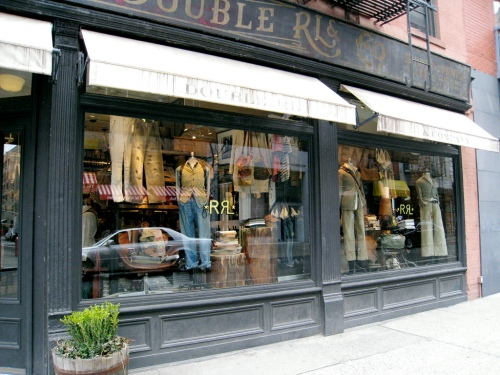 RRL - Vintage - Denim - Dry Goods-Heaven