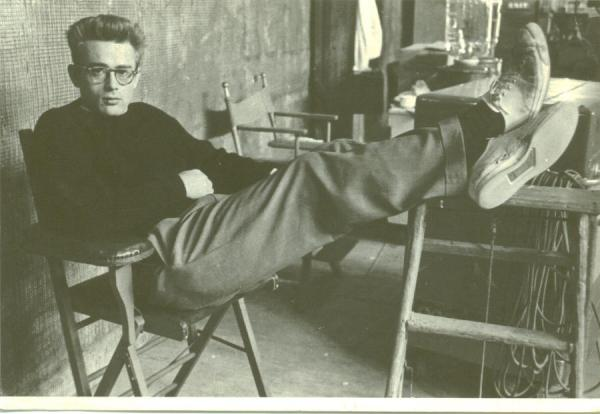 james dean jack purcells