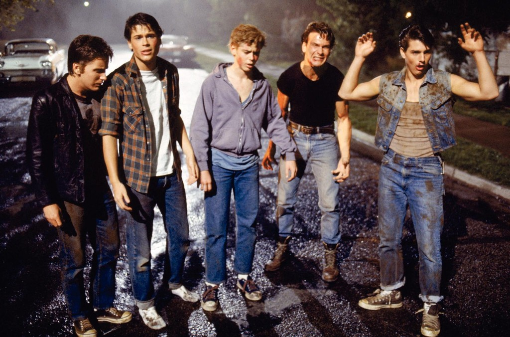 BAND OF THE OUTSIDERS | THE