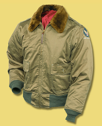 USAAF Flying Jacket.