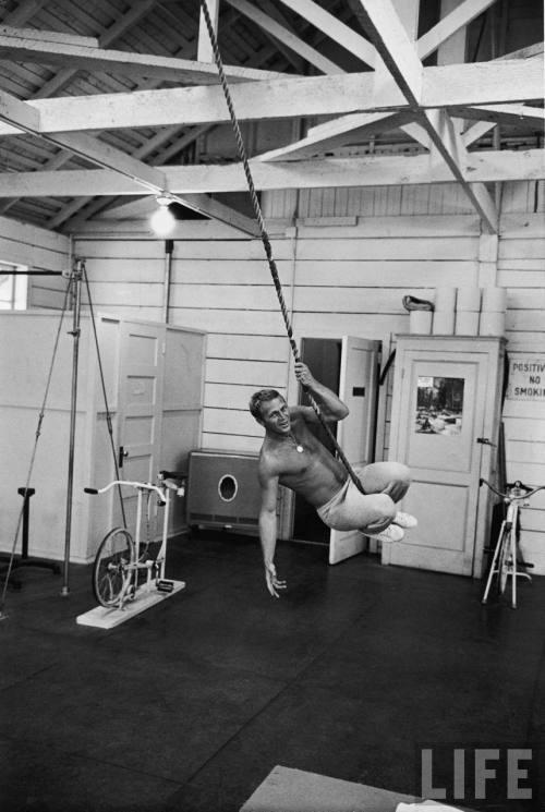 Steve McQueen, CA 1963.
