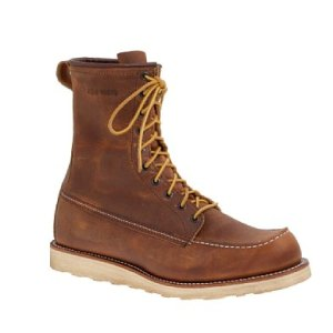 Red Wing Irish Setter Boots.