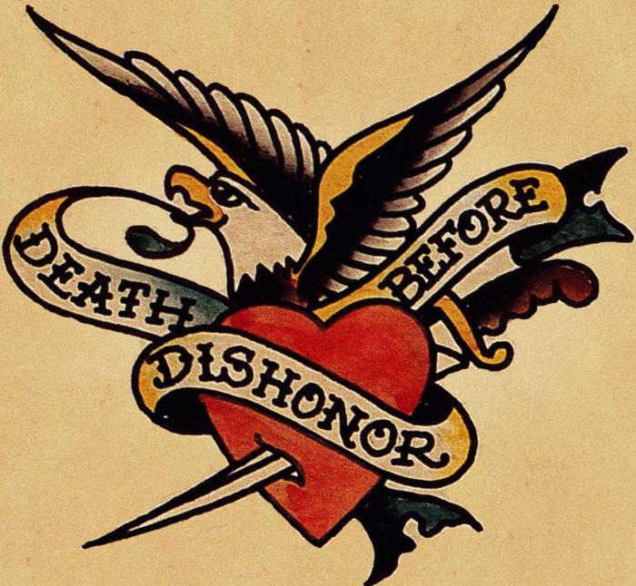 sailor jerry tattoos eagle