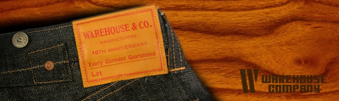 Exceptional denim and vintage workwear reproductions.