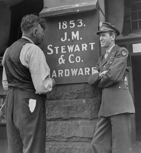 Stewart family hardware store