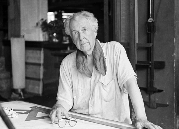 The world is not enough frank lloyd wright the greatest for Frank lloyd wright parents