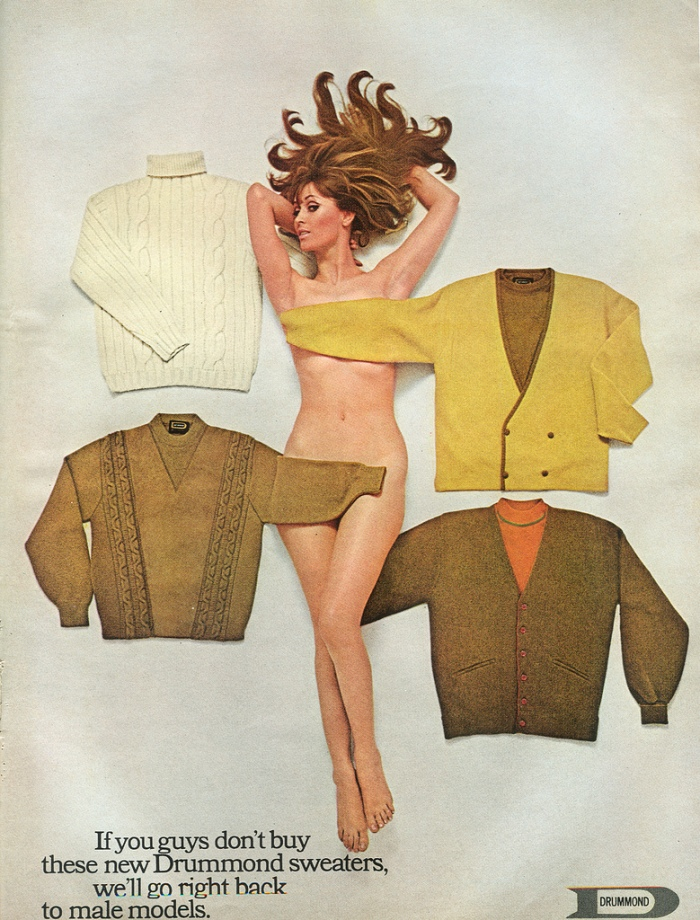 1970s vintage sweater menswear