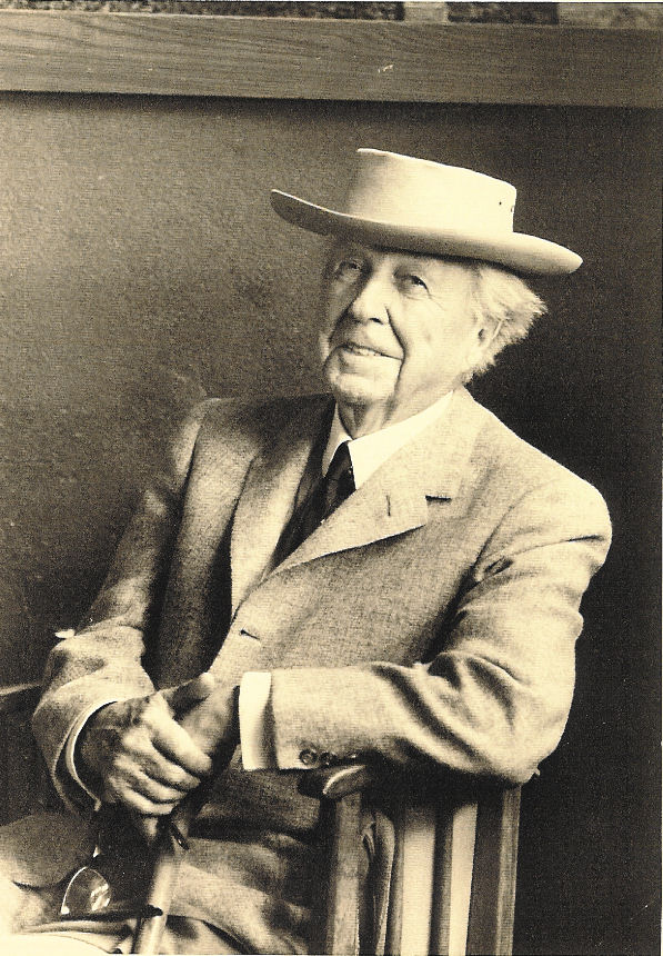 The World Is Not Enough Frank Lloyd Wright The Greatest