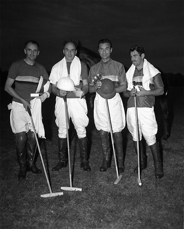 rubirosa polo player