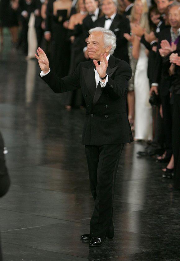 Ralph Lauren tuxedo black