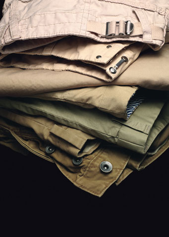 khaki pant menswear fashion