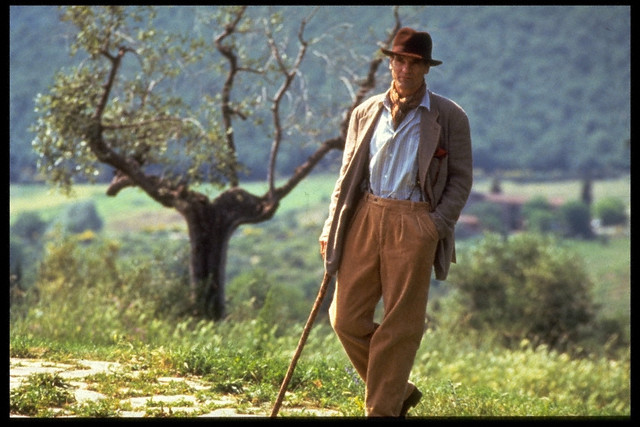 Jeremy Irons stealing beauty