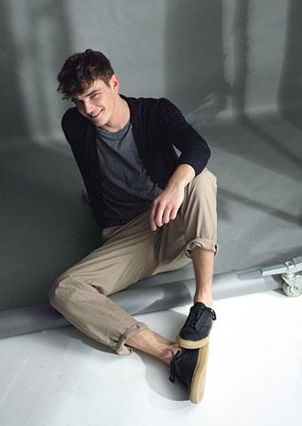khaki pant menswear trouser