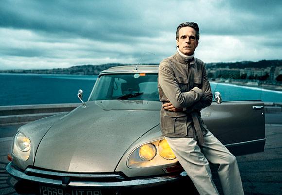 Jeremy Irons Vogue