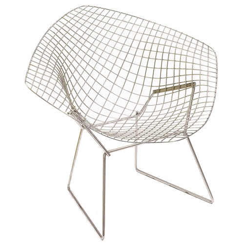harry bertoia diamond chair knoll