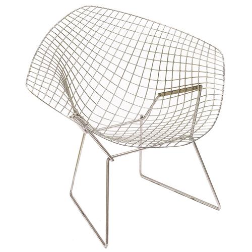 harry bertoia diamond chair knoll