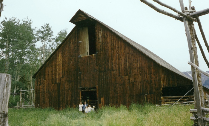 double rl barn