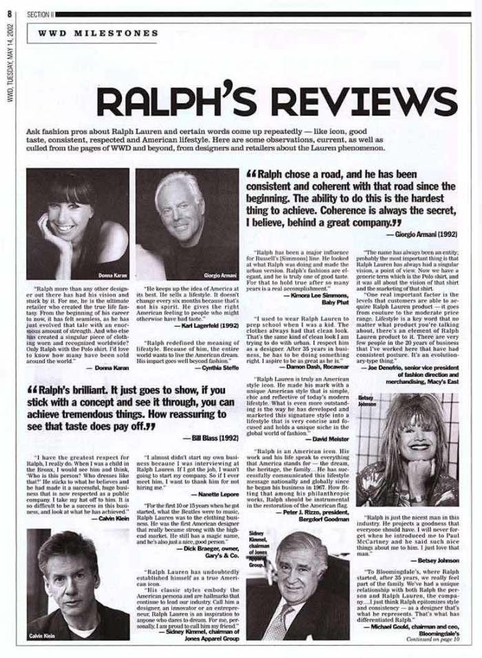 WWD Polo Ralph Lauren 5