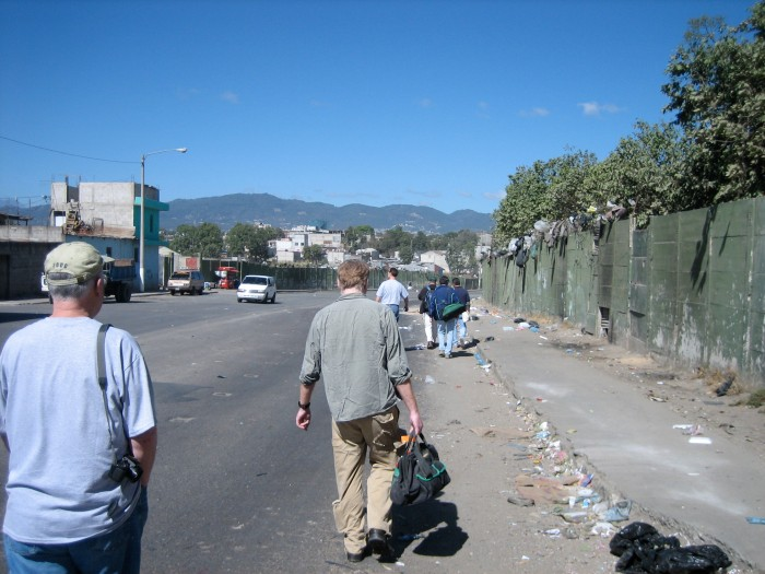 Guatemala City Dump