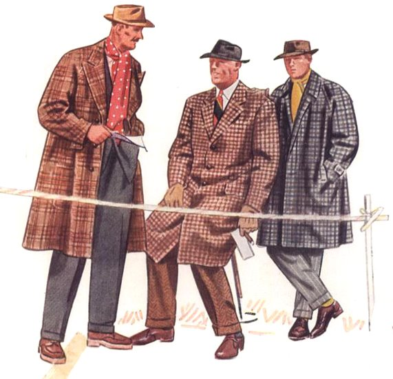apparel arts topcoat illustration