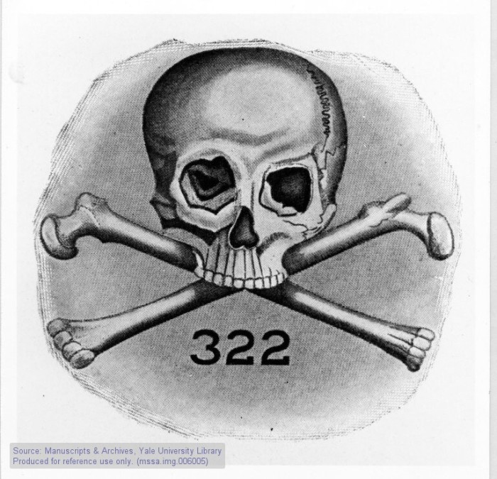 Yale Skull and Bones