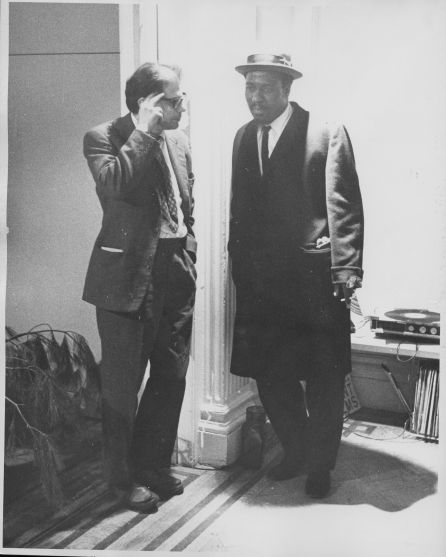 ginsberg and thelonious monk