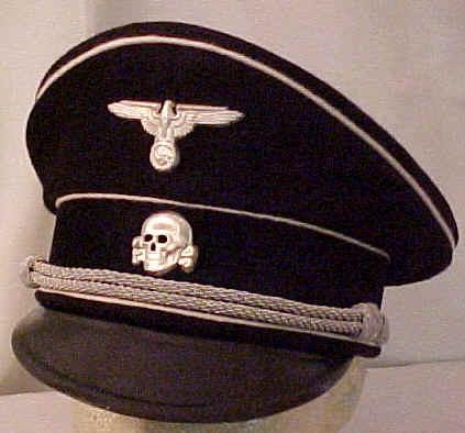 Nazi Skull & Bones