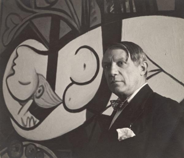 Pablo Picasso-- Cecil Beaton