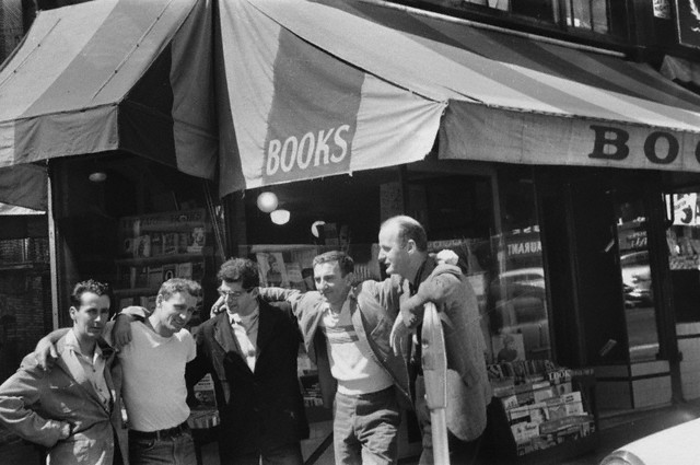 allen ginsberg and neal cassady relationship