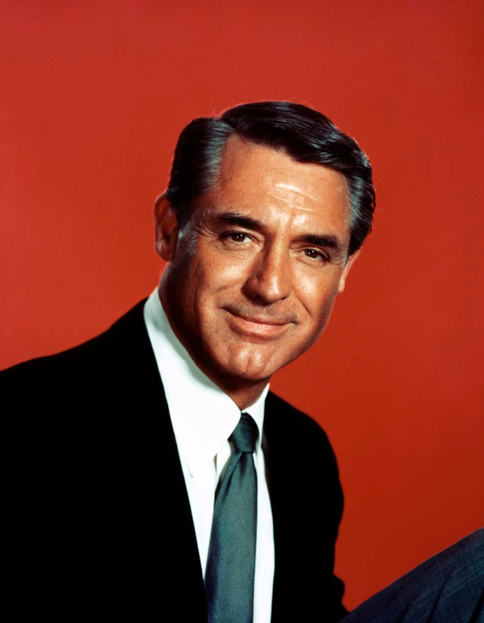 cary grant-north-by-northwest white shirt