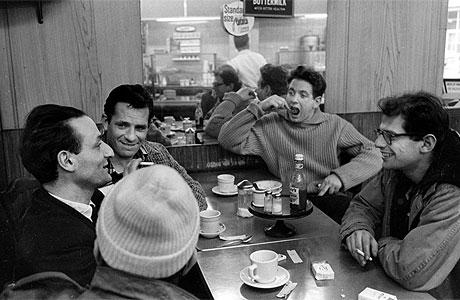 Jack Kerouac, Allen Ginsberg