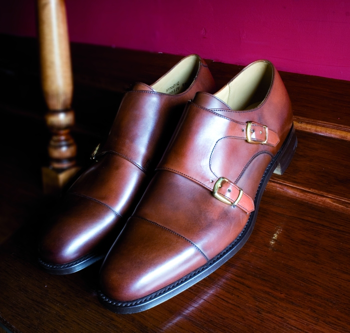 MONK STRAP SHOE FOOTWEAR