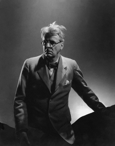 Poet William Yeats