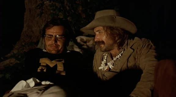 Jack Nicholson Dennis Hopper Easyrider