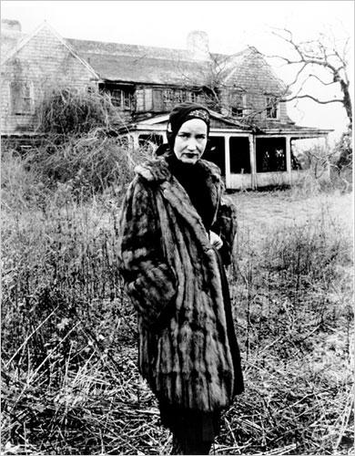 "Edith ""Little Edie"" Bouvier Beale."