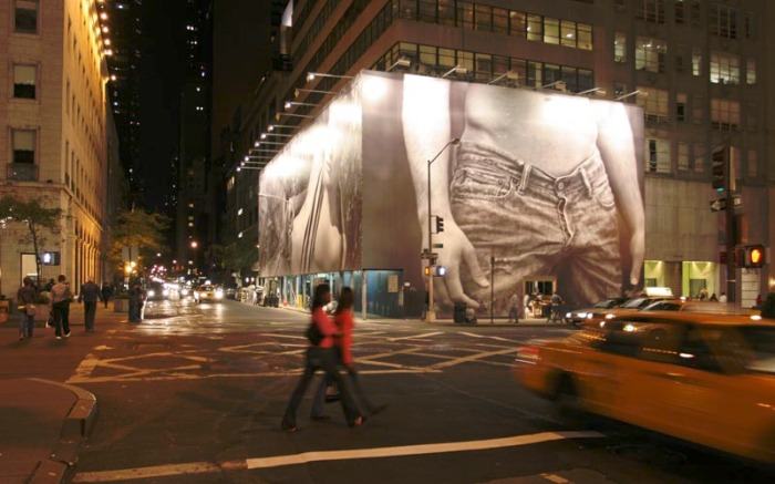 abercrombie & fitch fifth avenue NYC