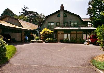 Warren Buffet home