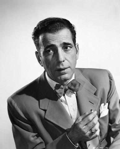 Humphrey Bogart bow tie