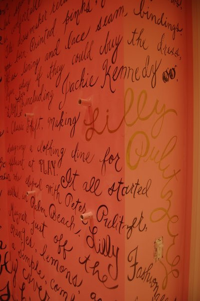 Lilly Pulitzer Pink Paradise
