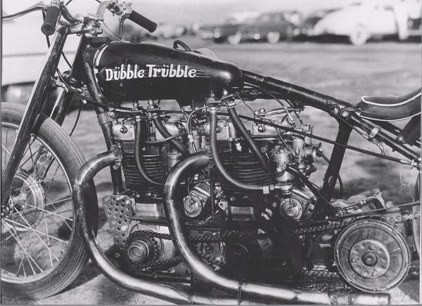 Triumph Dubble Trubble