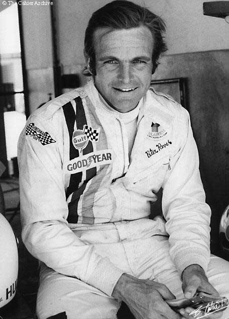 Peter Revson, a hugely talented driver with a fascinating life story.