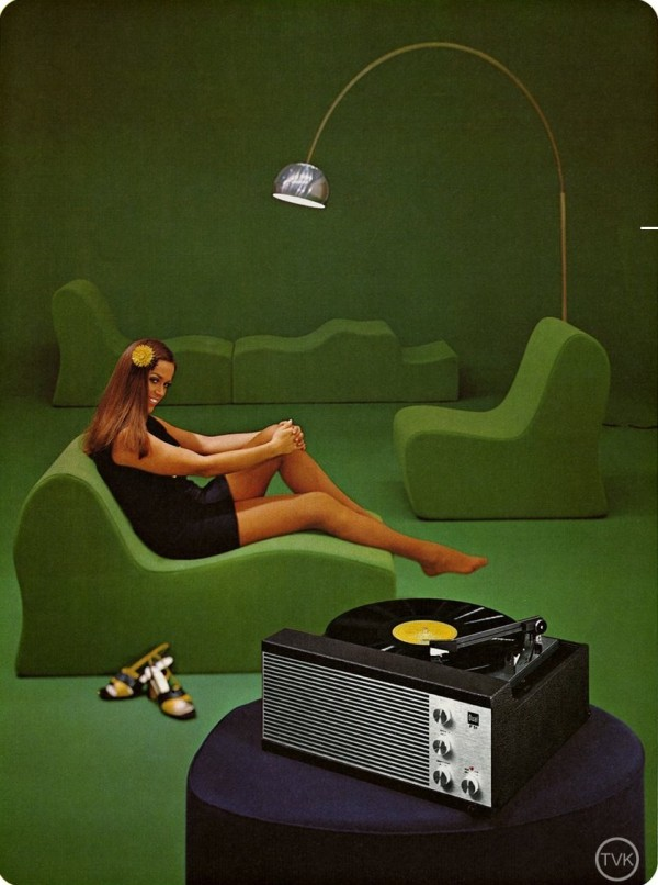 retro stereo
