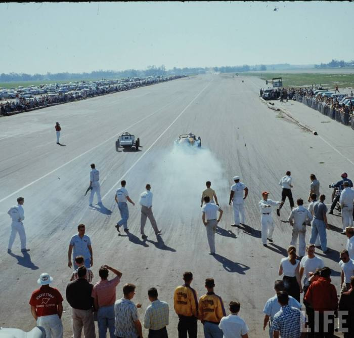 Santa Ana Drag Strip