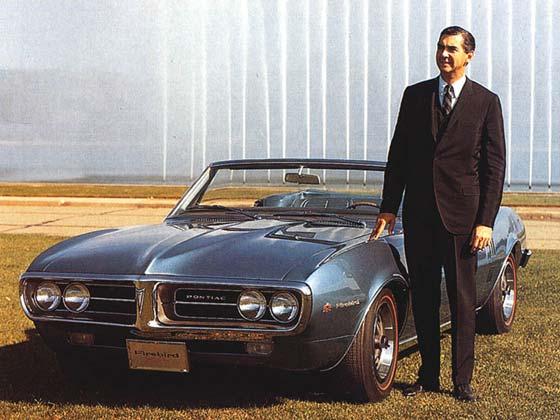John Delorean Pontiac GTO