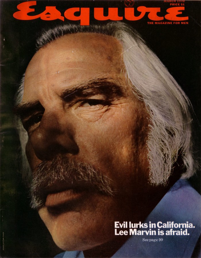 lee marvin esquire