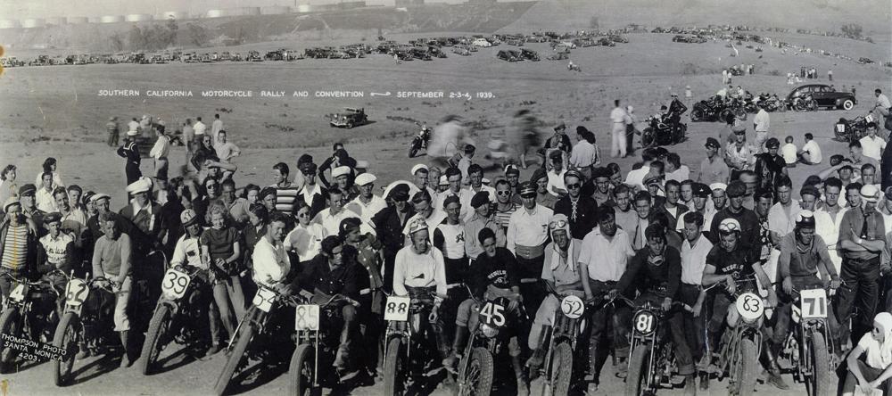 1939 SoCal Rally