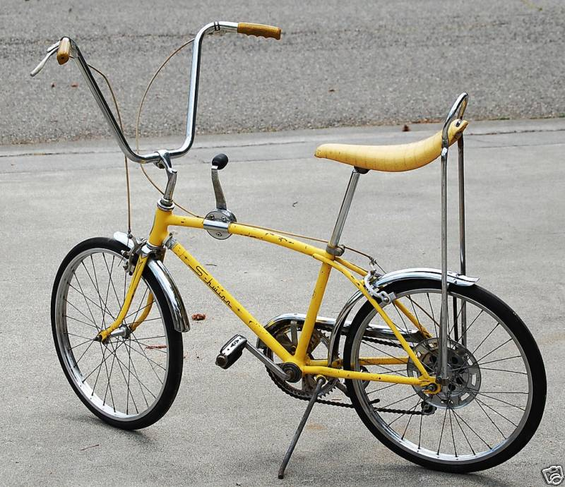 the classic schwinn stingray a lucky boy s first fast wheels the selvedge yard. Black Bedroom Furniture Sets. Home Design Ideas