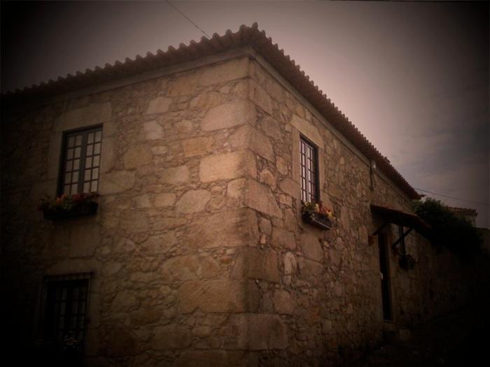Incredible old stonework in Vila do Conde