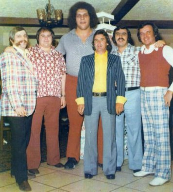 andre the giant wrestler