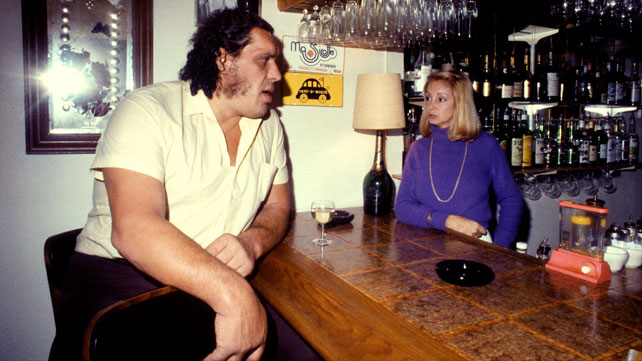 andre the giant bar